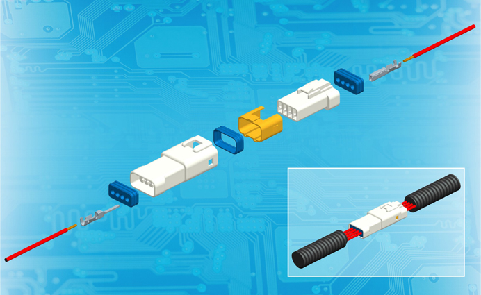 JPW Cable+Connector KST Male//Female:5HP,3PH PM2700-159B